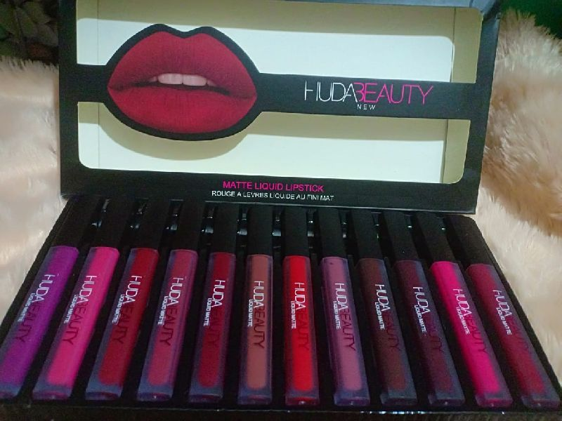 Huda Beauty Matte Liquid Lipstick Set