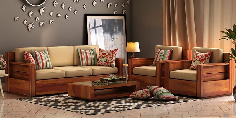 wooden sofa setsubhaan furniture wooden sofa set from