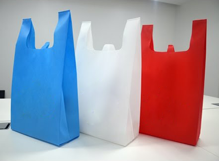 W Cut Ping Bags Manufacturer In