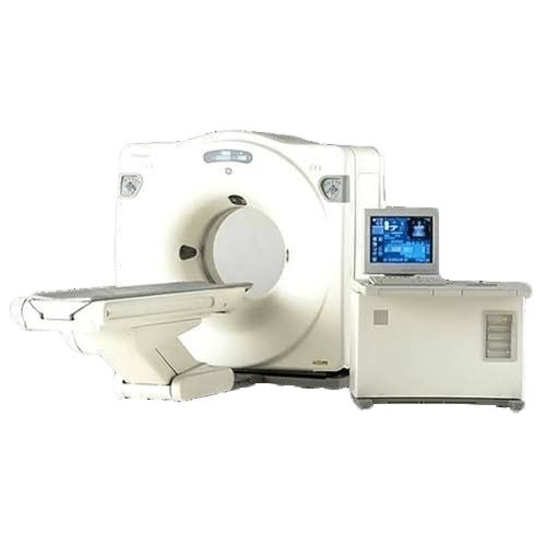 GE Hi-Speed Single Slice CT Scanner Machine