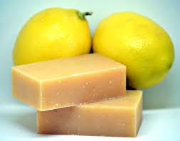 Lemon Toilet Soap