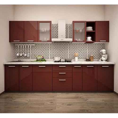 Small Modular Kitchen Designs: Afsara Furniture & Interior