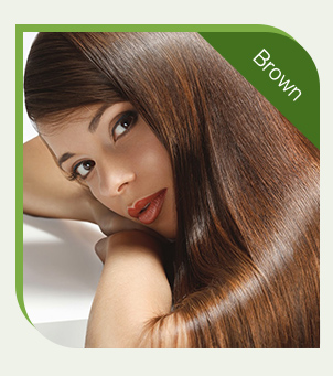 Chemical Free Light Brown Hair Color (SGHH0250)