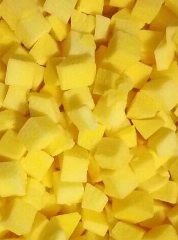 Totapuri Mango Dices