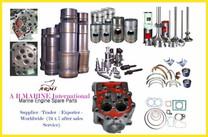 Re-usable Marine Engine Spares