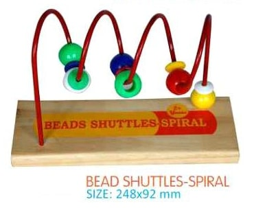 Spiral Abacus
