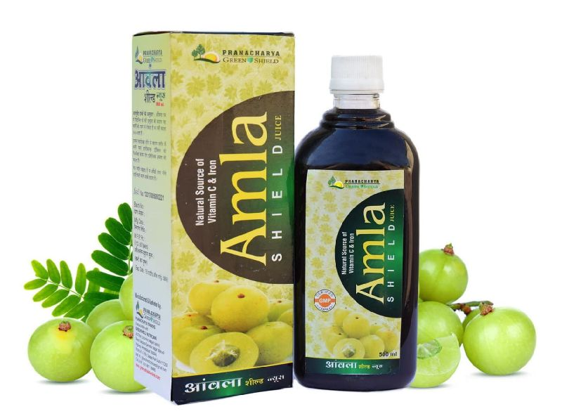 Amla Shield Juice