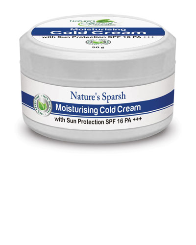 Nature's Sparsh Moisturizing Cold Cream