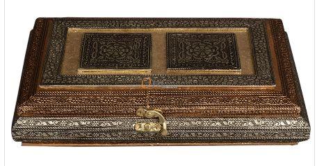Copper Oxidized Sweet Box