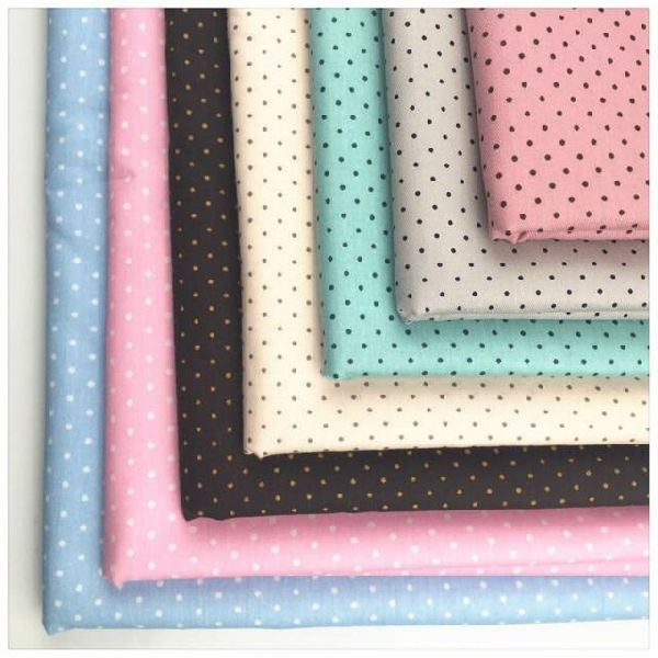 Dot Printed Fabric