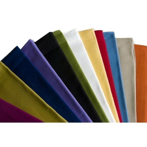 Plain Coloured Fabric