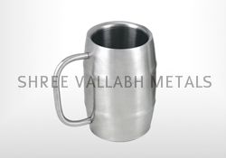 Stainless Steel Beer Mug (SVM - 101818)