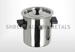 Stainless Steel Milk Boiler (SVM - 101732)