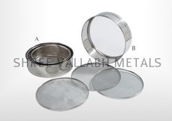 Stainless Steel Net Cover (SVM - 202343)