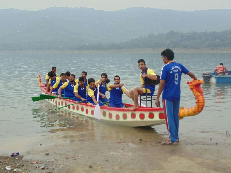 Dragon Racing Boat, Material : Wood at best price INR 1.20 Lac / Piece in  Rupnagar Punjab from Vishawkarma Industries | ID:5044411