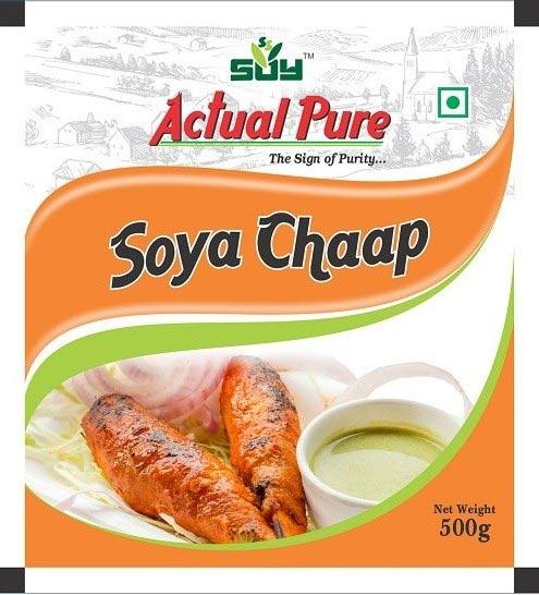 Frozen Soya Chaap