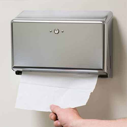 Automatic Tissue Paper Dispenser