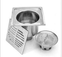 Stainless Steel Drain Trap