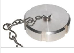 Stainless Steel Dummy Nut with Chain