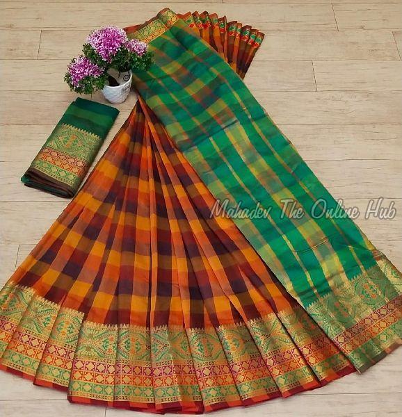 Saree Soft Silk