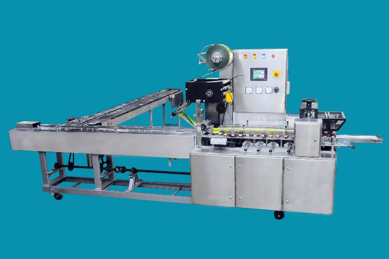 Cream Biscuit Wrapping Machine (SVM/W/CCF/150)