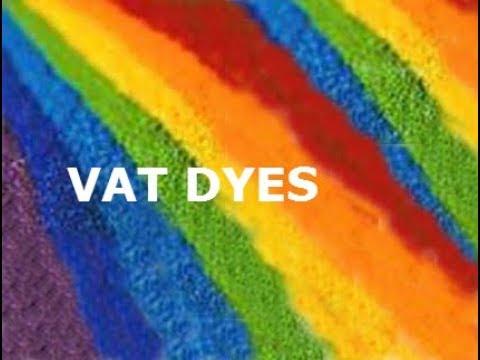 DDI Vat Dyes