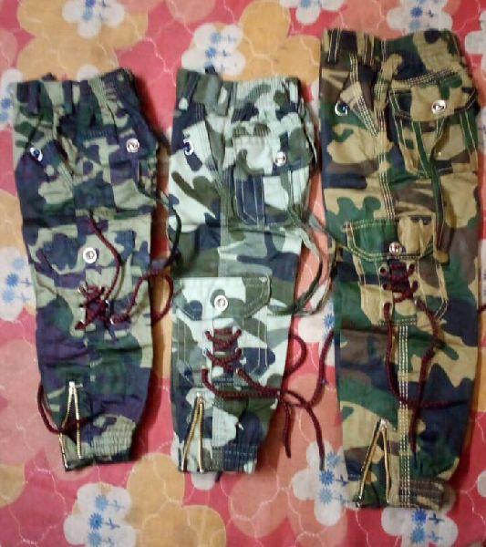 Mens Cargo Pants