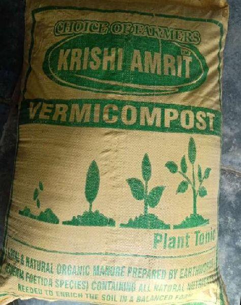Vermi Compost (HSN : 3101)