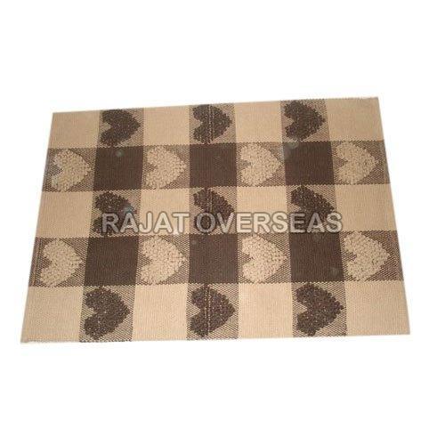 Rectangular Cotton Floor Rugs