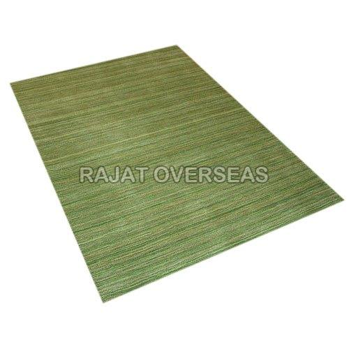 Rectangular Handloom Room Carpet