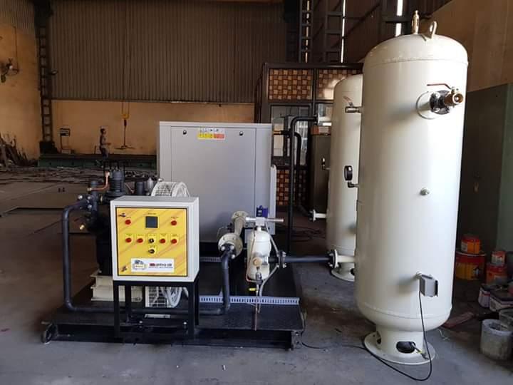 Booster Compressor (GCB)