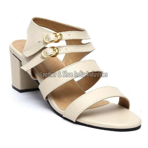 Ladies Block Heels