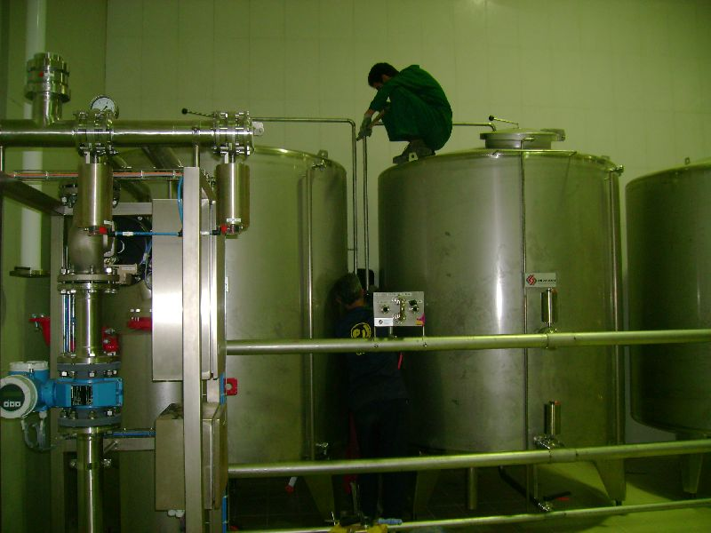 Juice Plant Project Consultant