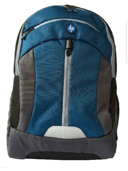 HP Blue Backpack Bag
