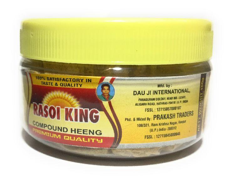 100 gm Rasoi King Bandhani Heeng Pack