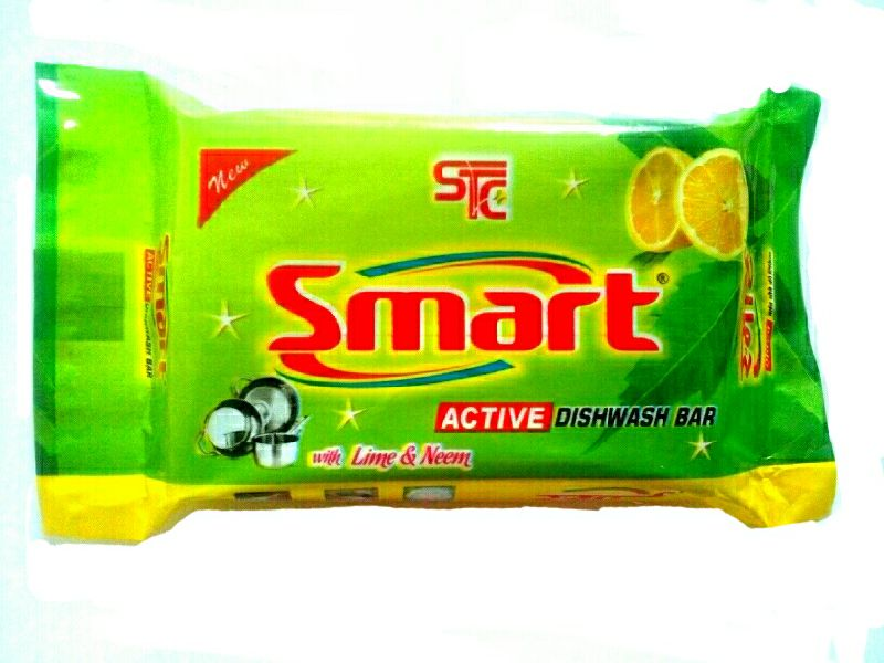 250gm Smart Active Dishwash Bar