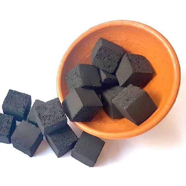 Premium Coconut Shell Charcoal Briquettes, Shisha Coal, Hookah Coal (Brilliant001)