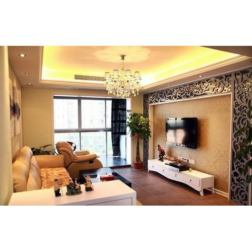 Services Pvc Living Room Interior Designing Services From Hyderabad Telangana India Id 5088893