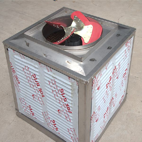 Low consumption Evaporative stainless steel water air cooler