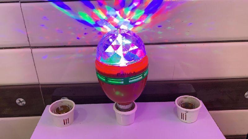 Round disco bulb