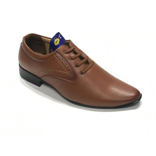 Mens Leather Semi Formal Shoe