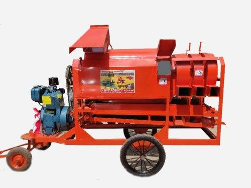 Mild Steel Multi Crop Paddy Thresher