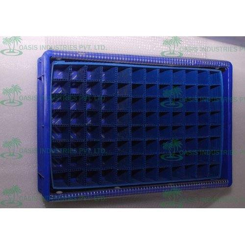 Blue PP Box