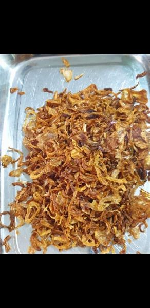 Dehydrated Pink Onion Fried Flakes