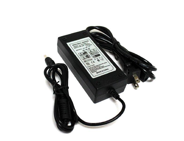 12V DC 5AMP Power Adapter Supply, 2.1mm 5.5mm, CCTV *** Best Quality ***