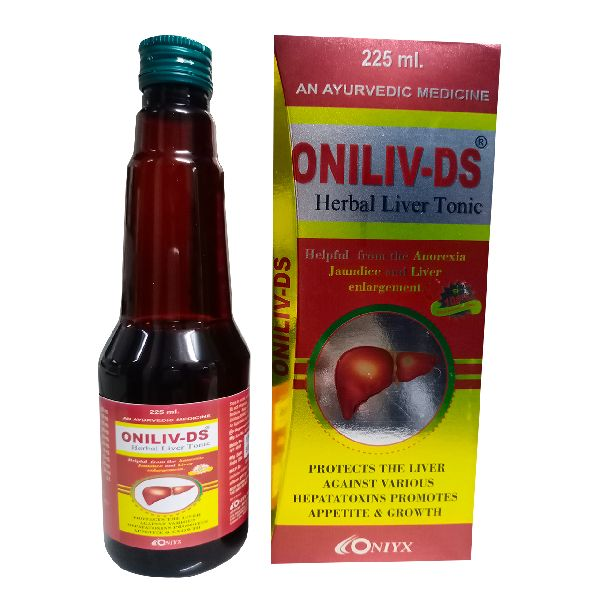 Oniliv-DS Herbal Liver Tonic