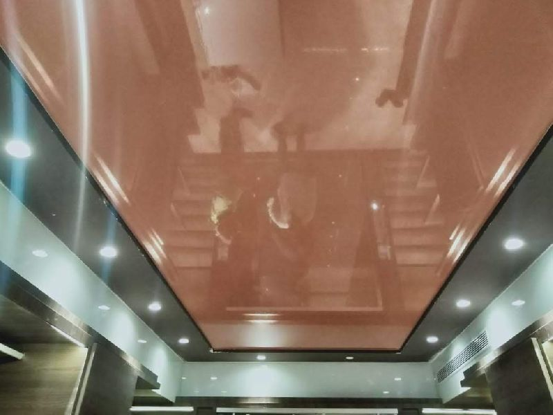 Lacquer Stretch Ceiling