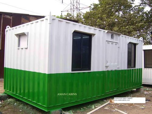 Steel Bunk House Cabin