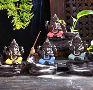 Ganesh Incense Stick Holder