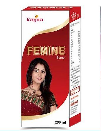 Kayna Femine Syrup